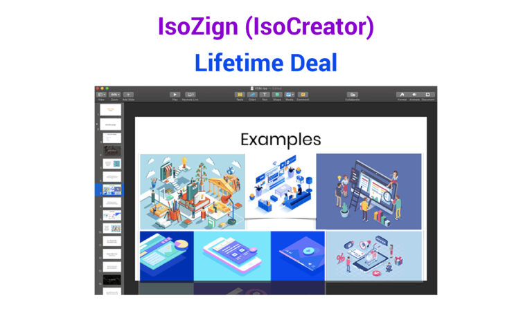 IsoZign (IsoCreator) Lifetime Deal