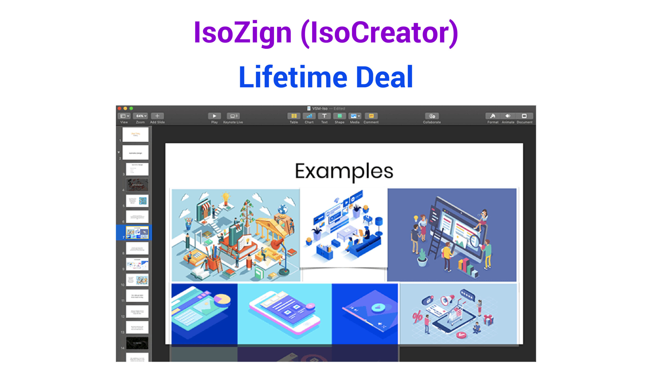IsoZign (IsoCreator) Lifetime Deal With Review 2021