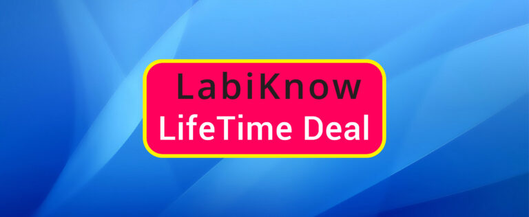 LabiKnow Lifetime Deal