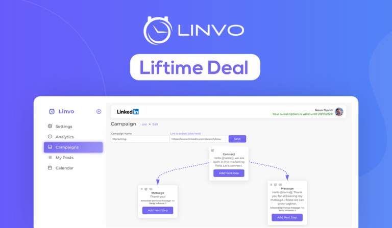 Linvo Lifetime Deal