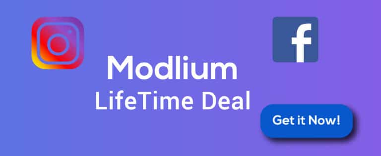 Modlium life time deal