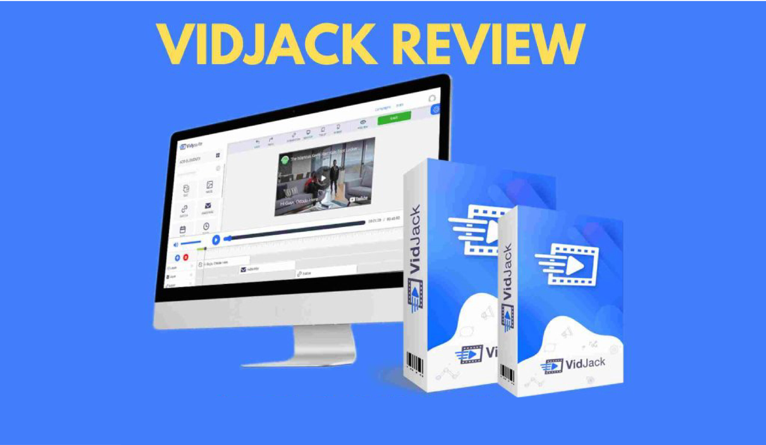 VIDJACK Review 2021
