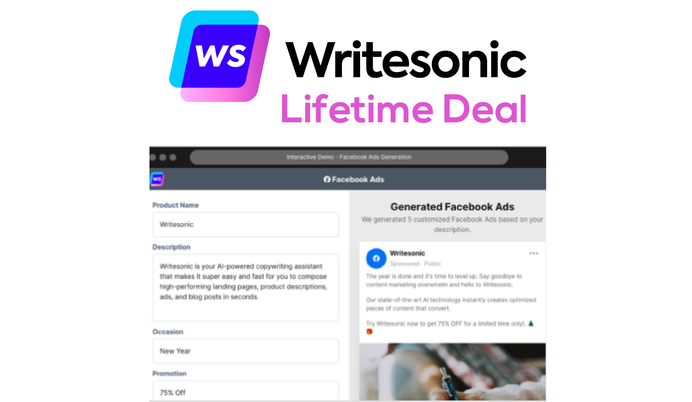 Writesonic Review: Lifetime Deal 2021