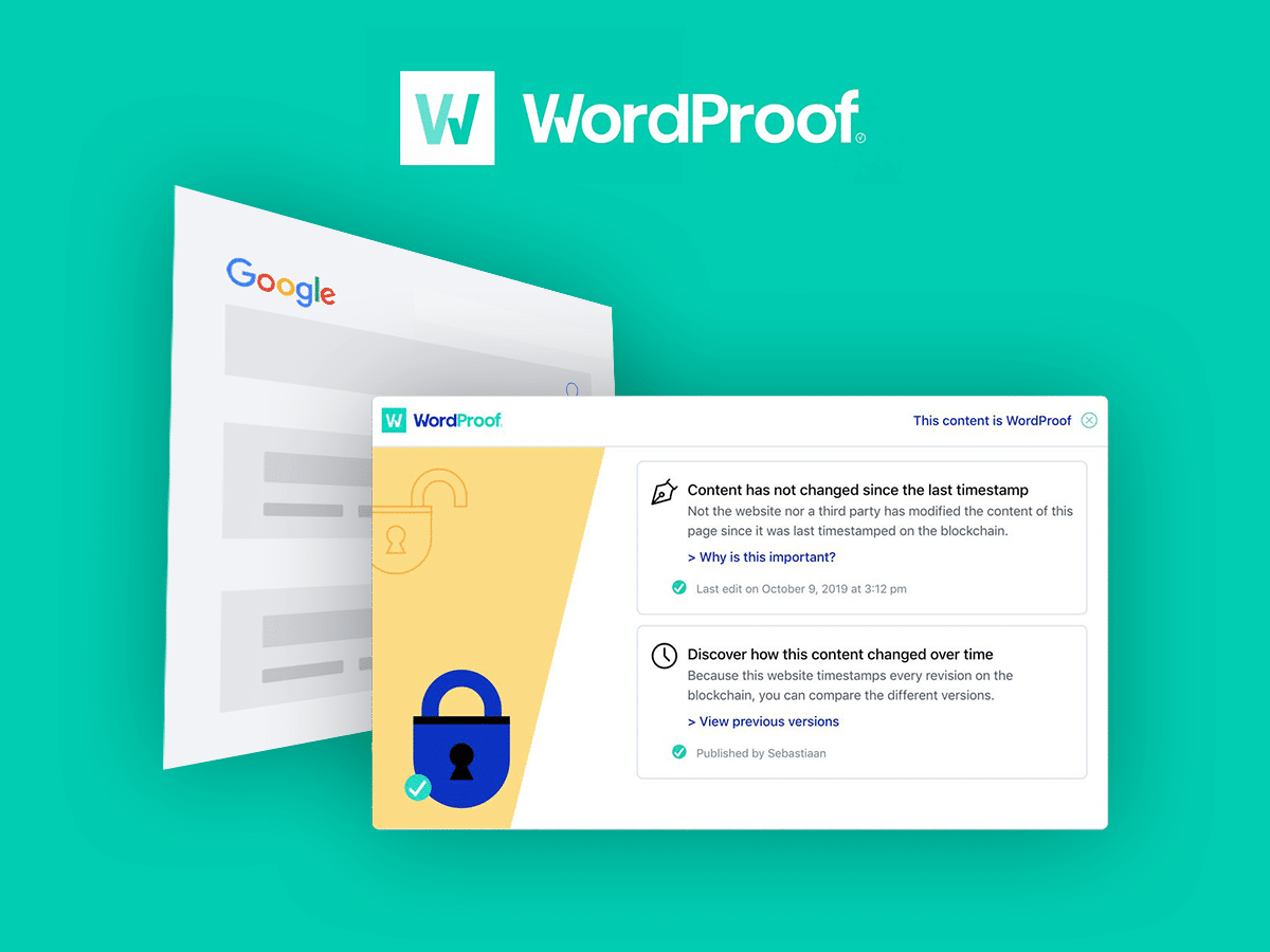 wordproof life time deal