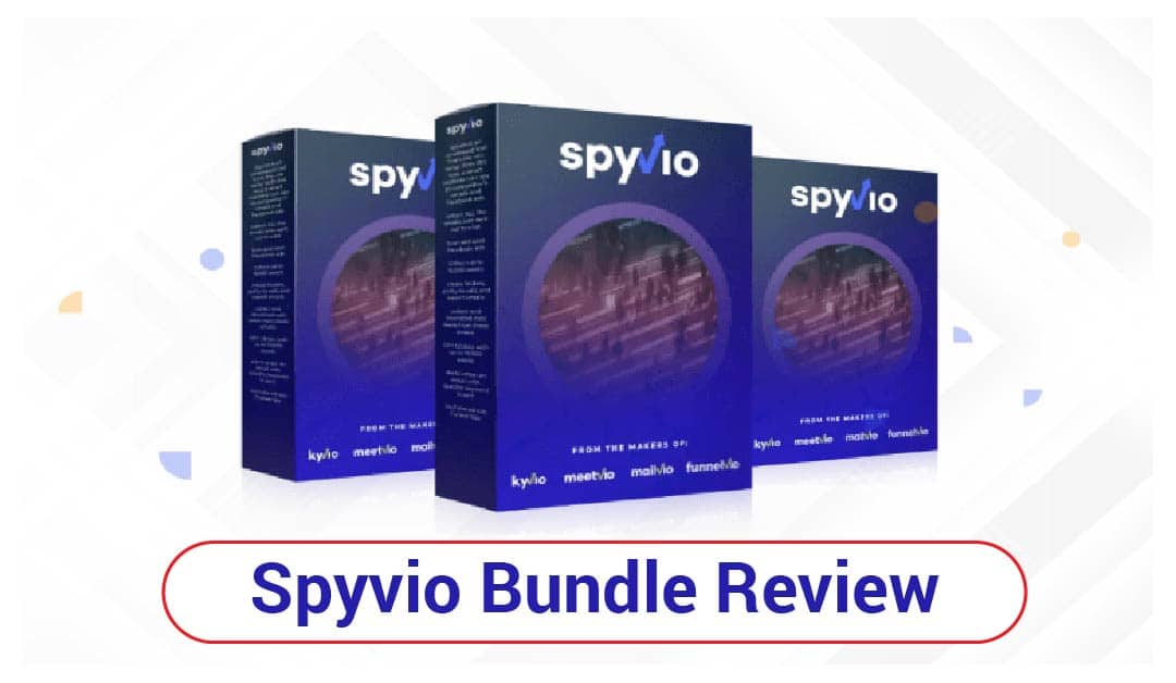 Spyvio Bundle Review 2021